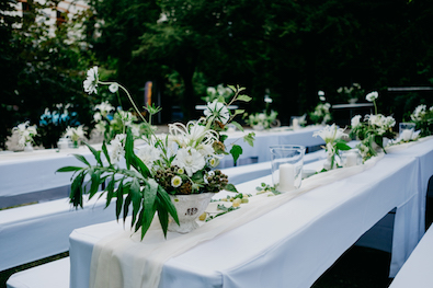 wedding floral design